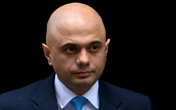 Government Appoints Sajid Javid As Home Secretary