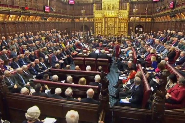 HOME  SCHOOLING  LEGISLATION  IN  PROGRESS - HOUSE OF LORDS
