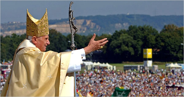 A RESPONSE TO THE FORMER POPE BENEDICT XVI's CALL FOR SUNDAY THE LORD'S DAY TO BE A DAY OF REST FOR THE FAMILY